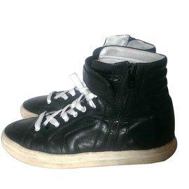 Pierre Hardy-Sneakers-Black