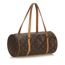 Louis Vuitton-Monogramme Papillon 30-Marron