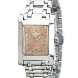 Fendi-7000L montre Orologi-Argenté