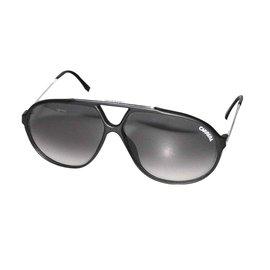 Carrera-Carrera lunettes homme réf.5405 Star sold out-Noir,Argenté