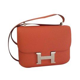 Hermès-CONSTANCE III 24-Orange