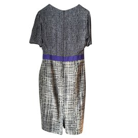 Lk Bennett-Dresses-Blue,Grey,Purple