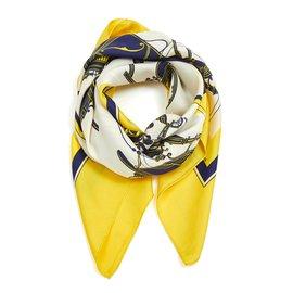 Hermès-EX LIBRIS YELLOW-Jaune