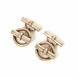 Hermès-Chaine ancre silver-Argenté