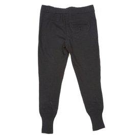 Isabel Marant-Pantalons, leggings-Noir