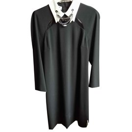 Moschino Cheap And Chic-Dresses-Black