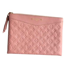 Louis Vuitton-Pochette quotidienne rose-Rose