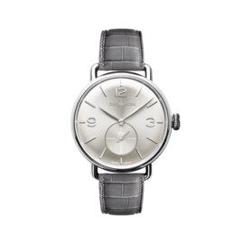 Bell & Ross-Bell & Ross Vintage WW1 Argentium Silver-Silvery