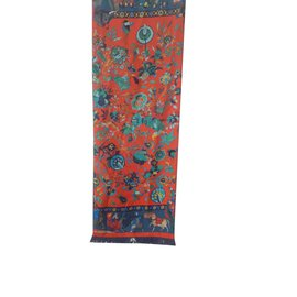2ffa24a14f39 Hermès- Fantaisies Indiennes -Multicolore ...