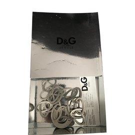 Dolce & Gabbana-Halsketten-Silber