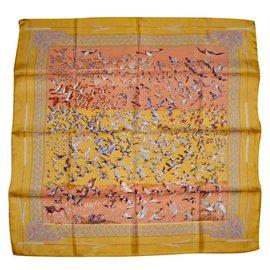 Hermès-LIBRES COMME L AIR-Multicolore ... f57f4b80e98