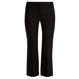 Alexander Mcqueen-Pantalons-Noir