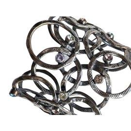 Gas-Bracelet OLYMPIE Gas-Argenté