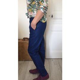 Kenzo-Jeans jambes effilées 38-Bleu