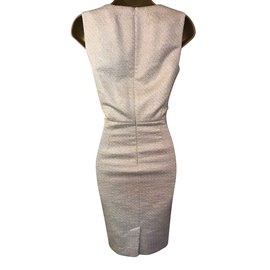 Lk Bennett-Dresses-Silvery,Yellow