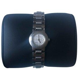 Tissot-Belles montres-Argenté,Blanc,Gris,Blanc cassé
