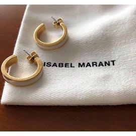 Isabel Marant-Boucles d'oreilles-Doré