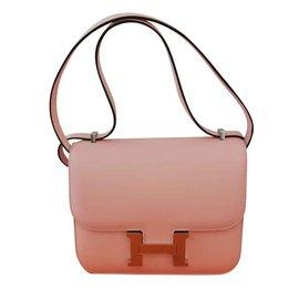 Hermès-Hermès constance mini-Rosa