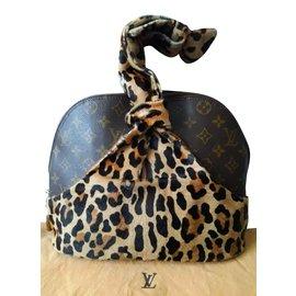 Louis Vuitton-Alma Centenary-Dark brown