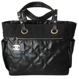 Chanel-Paris Biarritz-Black