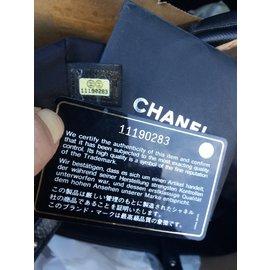 Chanel-Paris Biarritz-Noir