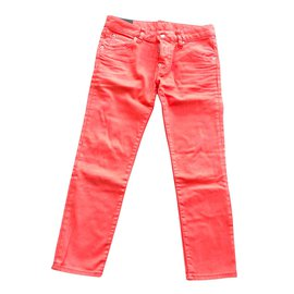 Dsquared2-jeans-Corail