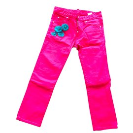 Dsquared2-jeans-Fuschia