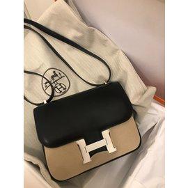 Hermès-Constance III Mini-Black