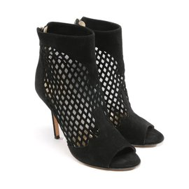 Jimmy Choo-Bottines-Noir