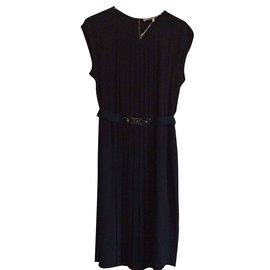 Gerard Darel-Black dress Gerard Darel new, waist 36-Black