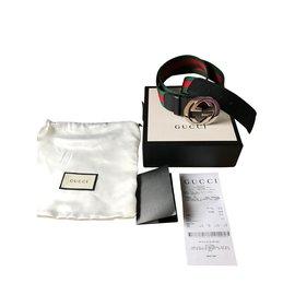 c53885ab7c34 Ceintures Gucci occasion - Joli Closet