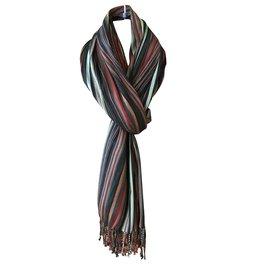 Paul Smith-Paul Smith scarf-Dark red