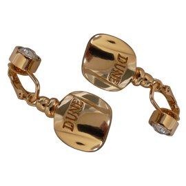 """Dior-""""DUNE"""" clips-Doré"""