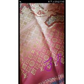 Autre Marque-Foulard Vuitton-Multicolore