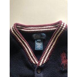 Polo Ralph Lauren-Logo vest RALPH LAUREN-Navy blue