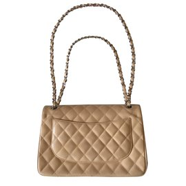 Chanel-TIMELESS 2.55-Beige