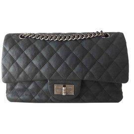 Chanel-Chanel bag 2.55-Black