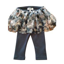 Jean Paul Gaultier-Gaultier Baby's Jerzy Pants-Pants.-Blue