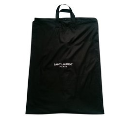 Saint Laurent-Sacs Porte-documents-Noir