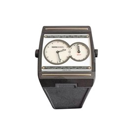 Momo Design-Momo Design dual time wristwatch-Black
