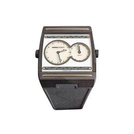 Momo Design-Momo Design Dual Time Armbanduhr-Schwarz