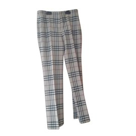 Burberry-Burberry trousers-Beige