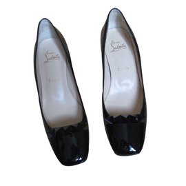 Christian Louboutin-Heels-Black