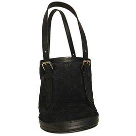 Louis Vuitton-Micro Mini Seau-Noir