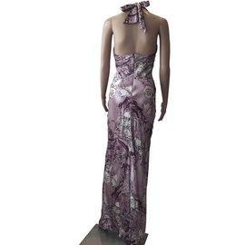 Guess-Dresses-Lavender