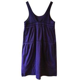 Sonia By Sonia Rykiel-Purple long dress Sonia by Sonia Rykiel-Purple