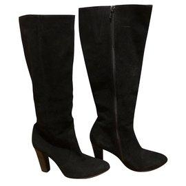 Jonak-Boots-Black