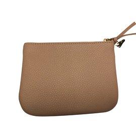 Chloé-Clutch bags-Beige