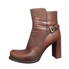 7f77803713efb Chaussures luxe Prada occasion - Joli Closet