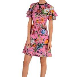 Gucci-Imprimé floral-Multicolore